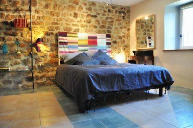 Location de vacances - Chambre d'hôtes à Rosières - Chambre Imagin'Air