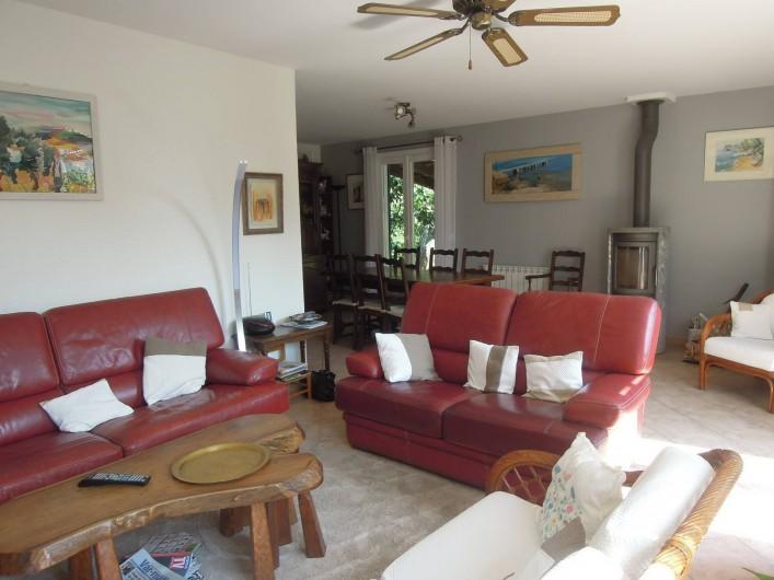 Location de vacances - Villa à La Londe-les-Maures