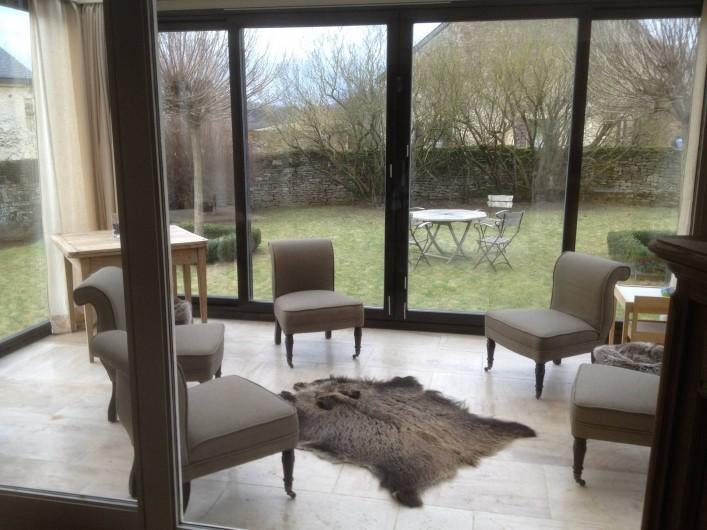 Location de vacances - Maison - Villa à Latour - Véranda