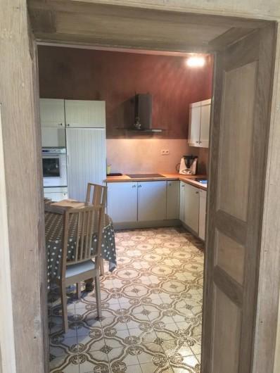 Location de vacances - Maison - Villa à Latour - Cuisine