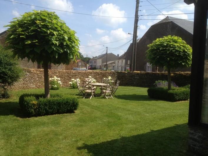 Location de vacances - Maison - Villa à Latour - Jardin