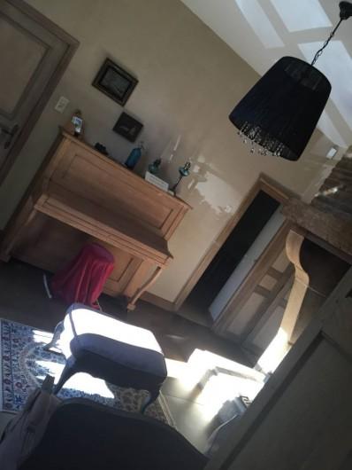 Location de vacances - Maison - Villa à Latour - Salon de l'entrée