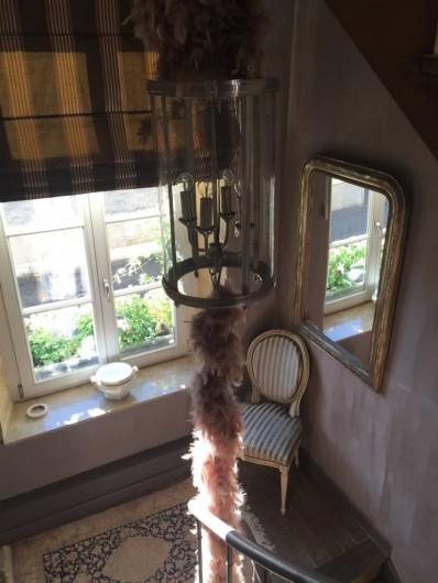 Location de vacances - Maison - Villa à Latour - Escalier