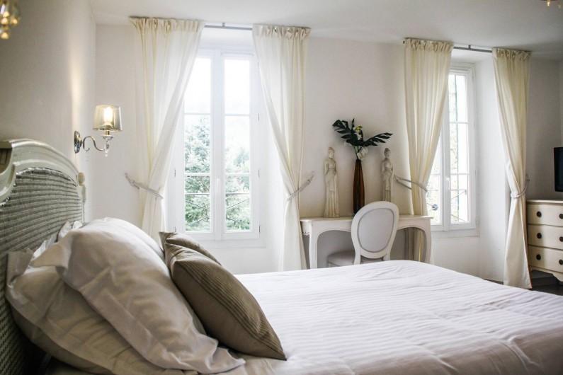 """Location de vacances - Hôtel - Auberge à Collobrières - La Suite Luxe """"Perle"""""""