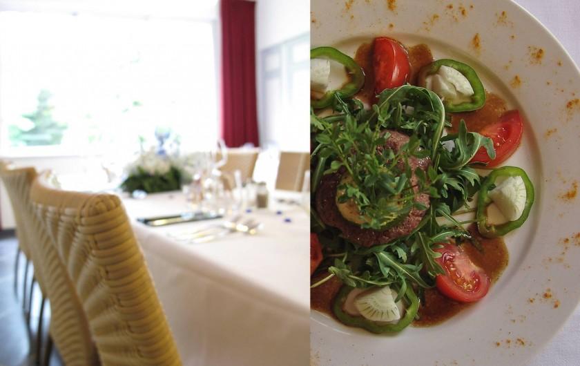 Location de vacances - Hôtel - Auberge à Collobrières - Un Délicieux Dinner pour 2 à 20h00