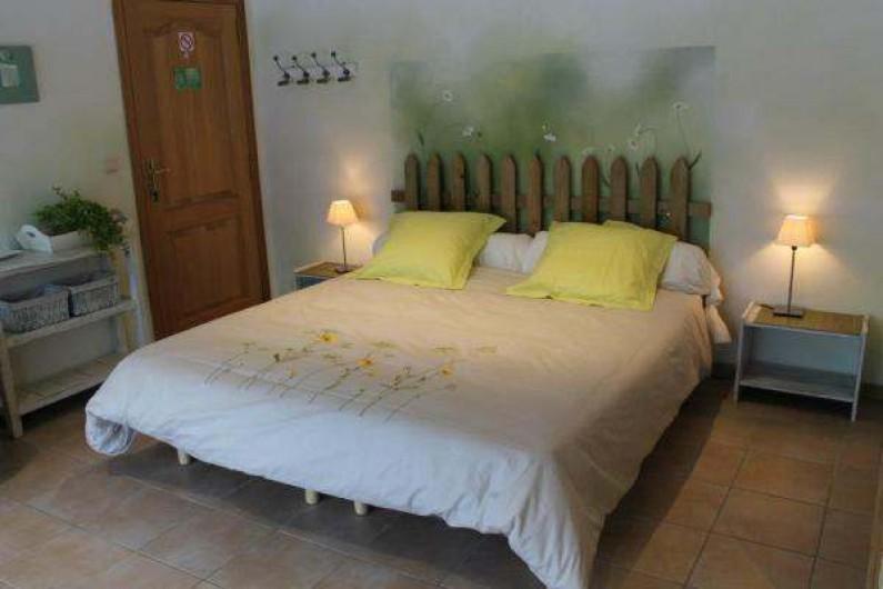 Location de vacances - Gîte à Jalhay - Chambre Marguerite