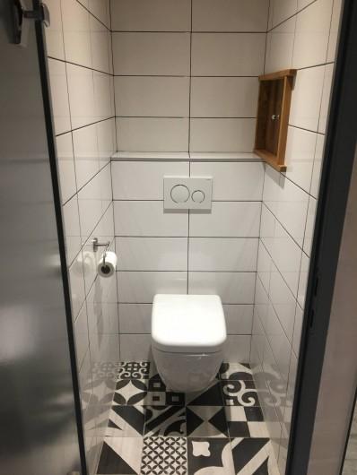 Location de vacances - Appartement à Val-d'Isère - Toilettes