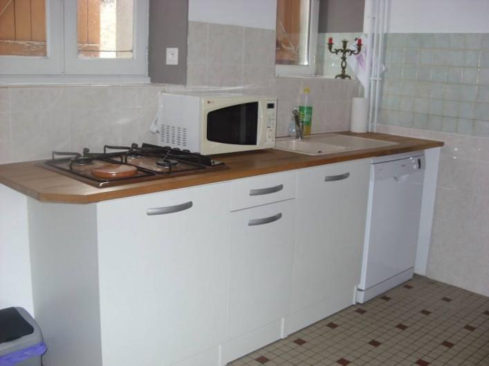 Location de vacances - Chambre d'hôtes à Les Essarts - cuisine