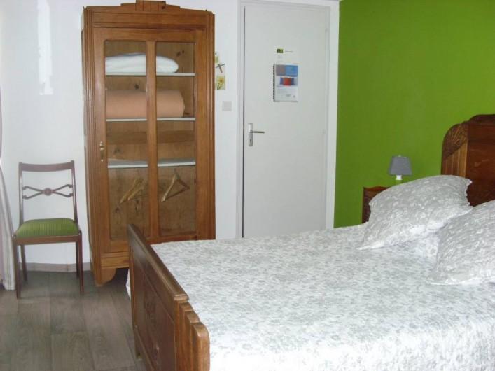 Location de vacances - Chambre d'hôtes à Les Essarts - chambre papillon
