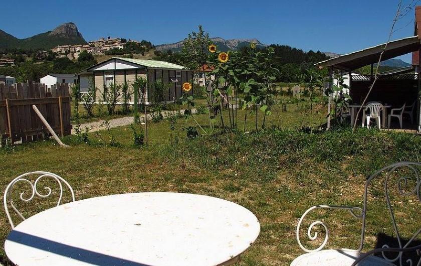 Location de vacances - Chalet à Lagrand - le soleil plus de 300 jours par an avec nous