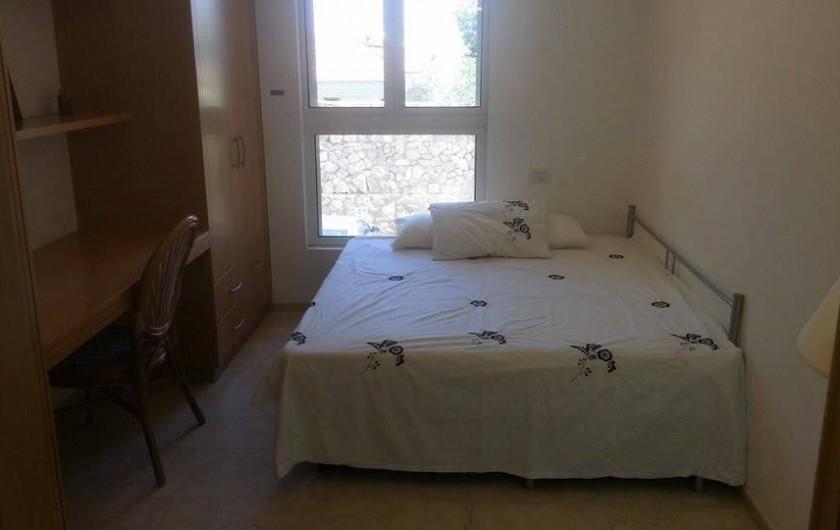 Location de vacances - Appartement à Eilat - Chambre 2  Lit double