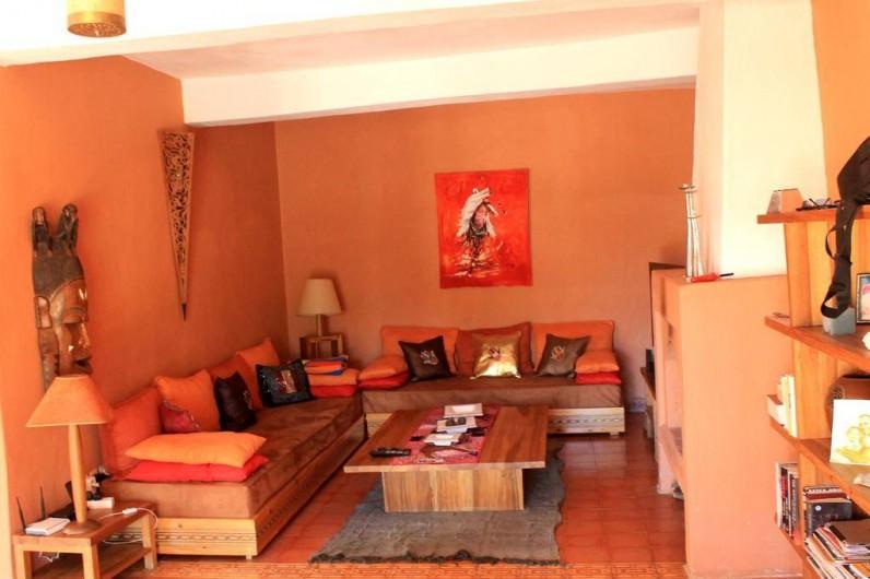 Location de vacances - Chambre d'hôtes à Agadir - sejour
