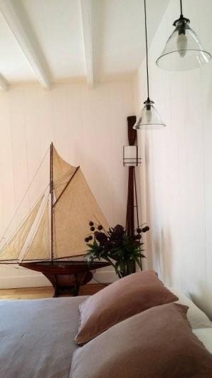 Location de vacances - Chambre d'hôtes à Carnac - Marée Haute