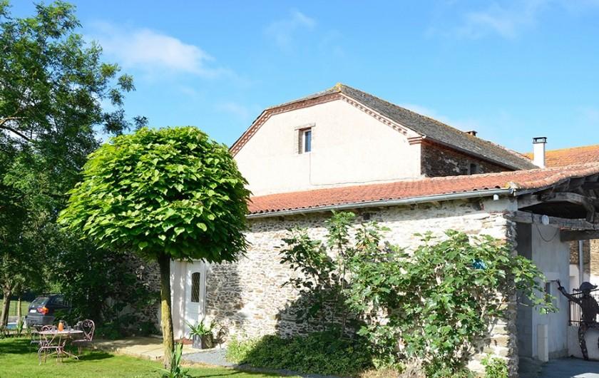 Location de vacances - Appartement à Sérénac