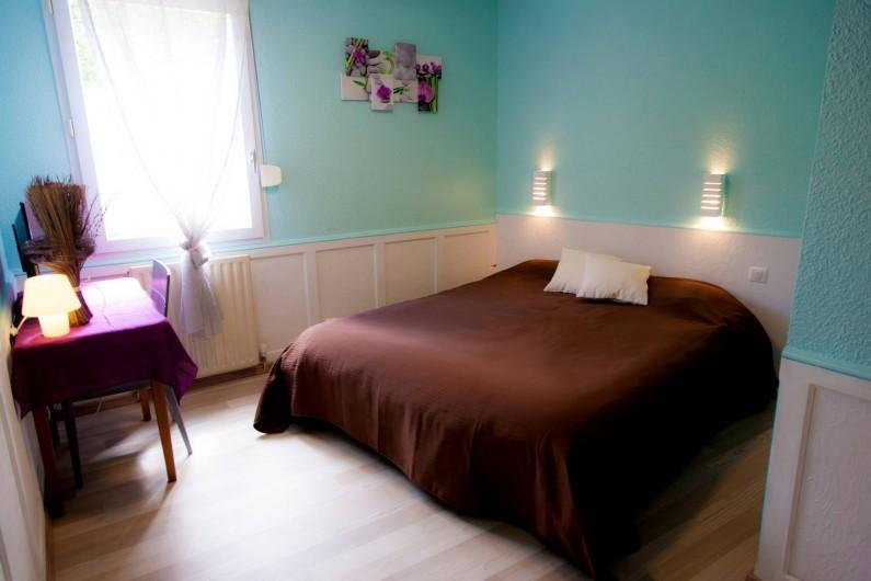 Location de vacances - Appartement à Saint-Christol - Chambre double