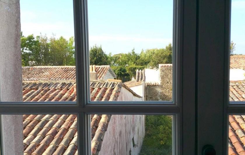 Maison De Charme Avec Jardin Au Coeur Du Village Les PortesenRé - Location les portes en ré