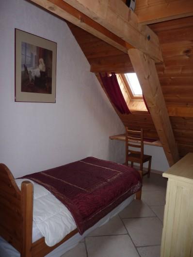 Location de vacances - Appartement à Le Monêtier-les-Bains - Chambre