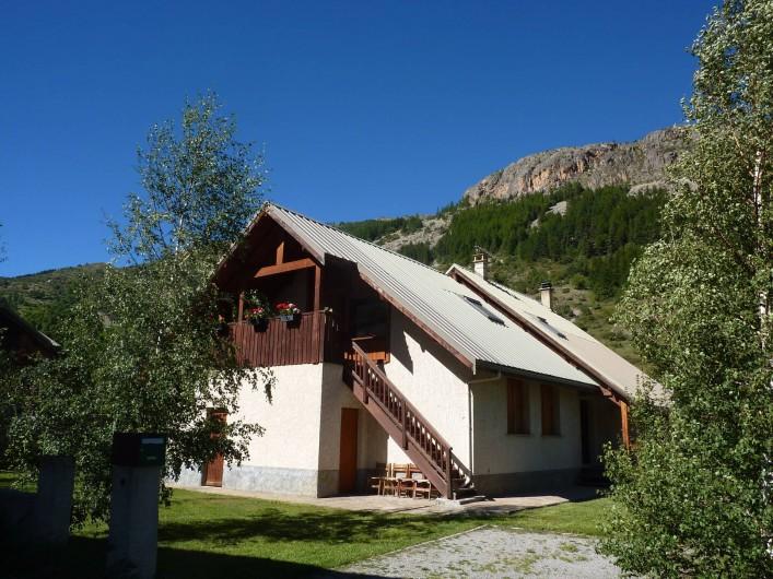 Location de vacances - Appartement à Le Monêtier-les-Bains - Vu e de la maison