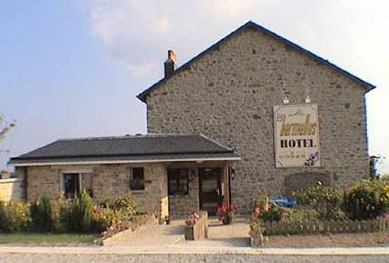 Location de vacances - Hôtel - Auberge à Champeaux