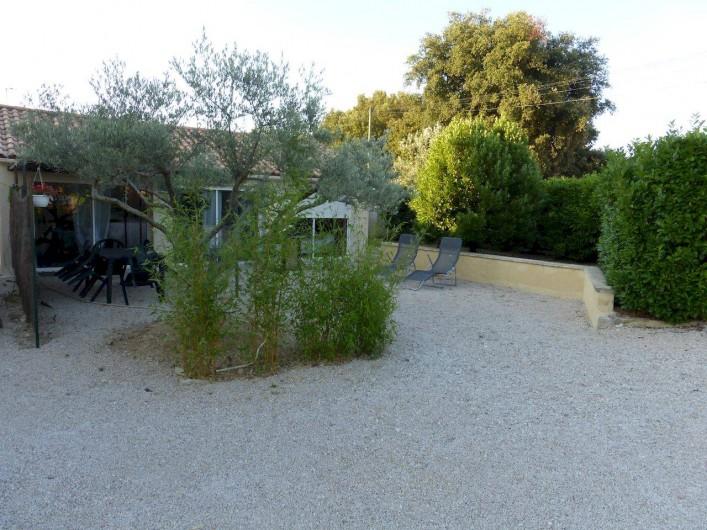 Location de vacances - Gîte à Grillon