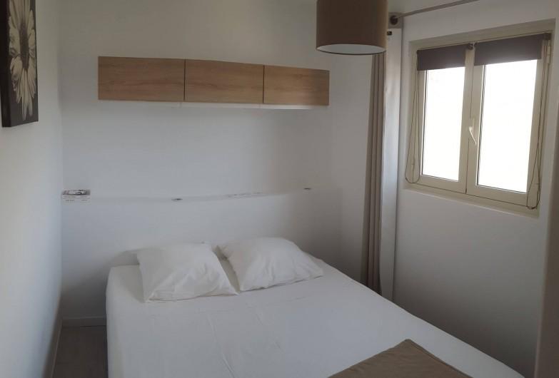 Location de vacances - Appartement à Sainte-Lucie de Porto-Vecchio - Couchage confortable