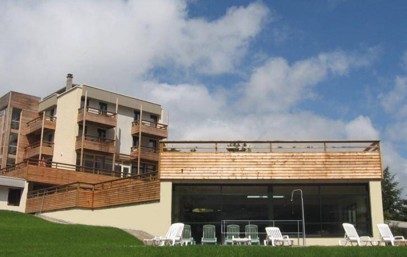 Location de vacances - Centre de vacances à Villers-le-Lac