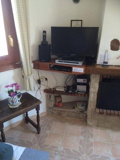 """Location de vacances - Villa à Miami Platja - la partie """"Hi-Tec - Média"""" de la casa Roger"""