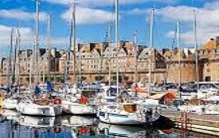 Location de vacances - Gîte à Epiniac - Saint Malo