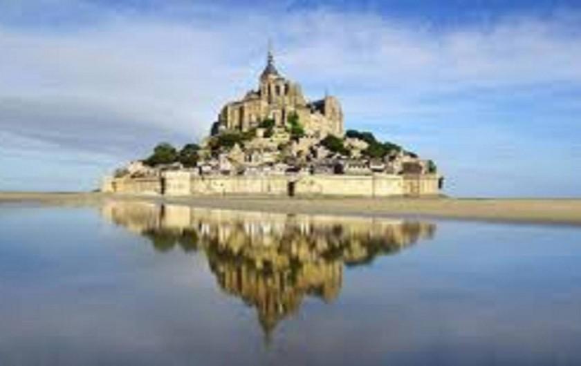 Location de vacances - Gîte à Epiniac - Mont Saint Michel