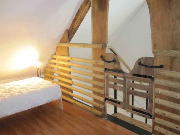 Location de vacances - Gîte à Epiniac - Chambre 3 Room 3