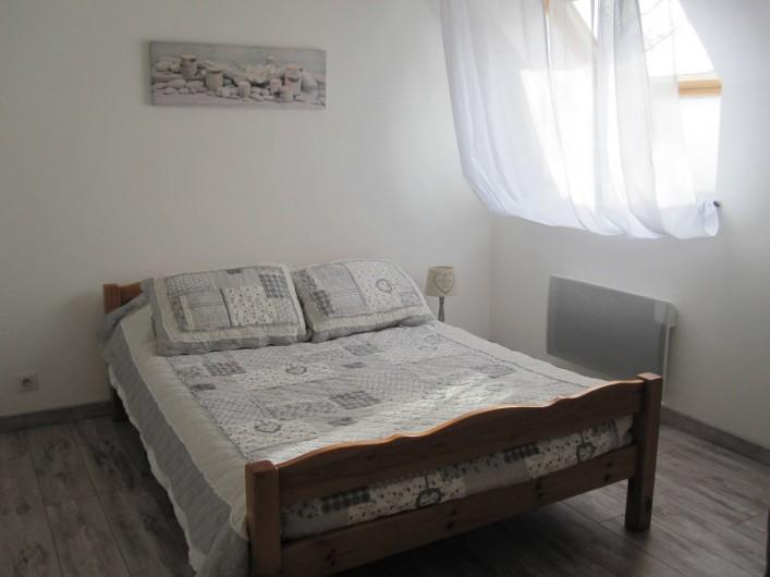 Location de vacances - Gîte à Epiniac - Chambre 1 Room 1
