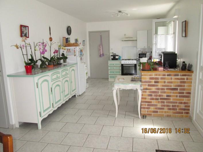 Location de vacances - Maison - Villa à Saint-Hilaire-du-Harcouët