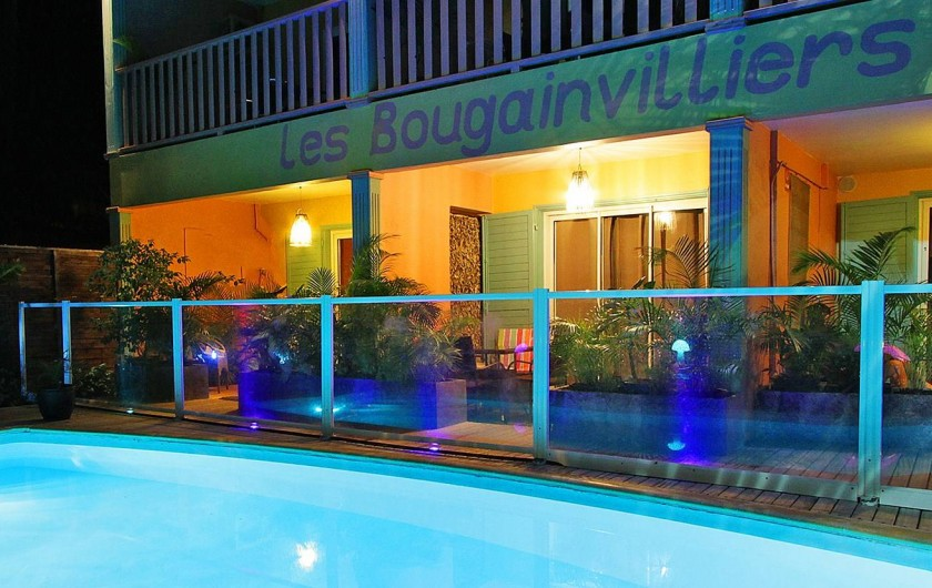 Location de vacances - Hôtel - Auberge à Saint-Gilles les Bains