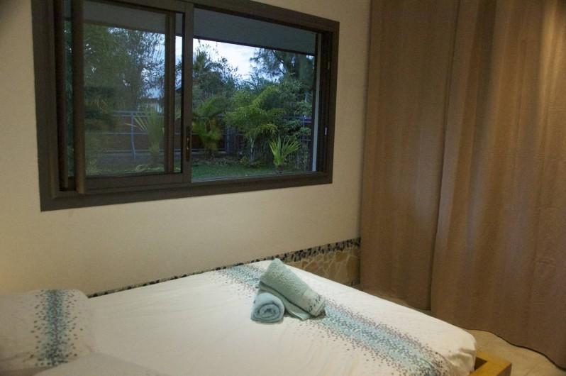Location de vacances - Villa à Saint-Gilles les Bains - chambre 1