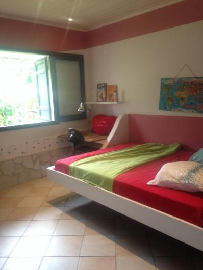 Location de vacances - Villa à Saint-Gilles les Bains - chambre 2