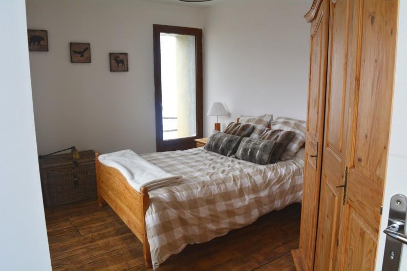 Location de vacances - Maison - Villa à Puyvalador - chambre beige
