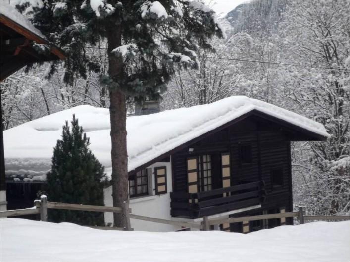 Location de vacances - Chalet à Les Houches