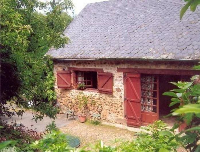 Location de vacances - Gîte à Laguenne