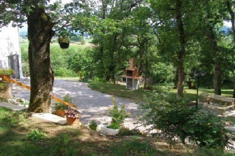 Location de vacances - Gîte à Cuq