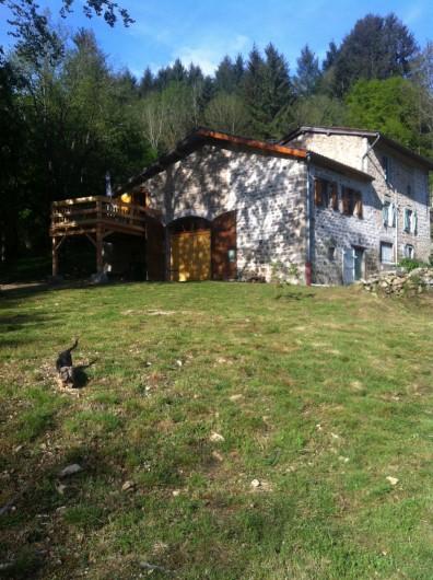 Location de vacances - Gîte à Saint-Victor-Montvianeix