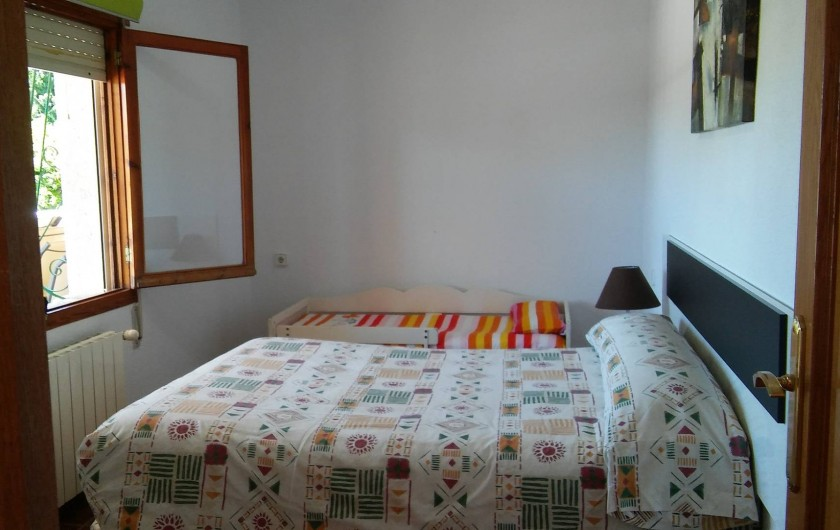 Location de vacances - Villa à Sant Vicent del Raspeig - habitacion 4