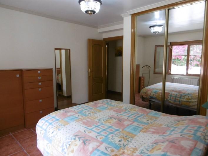 Location de vacances - Villa à Sant Vicent del Raspeig - Habitacion 1 principal