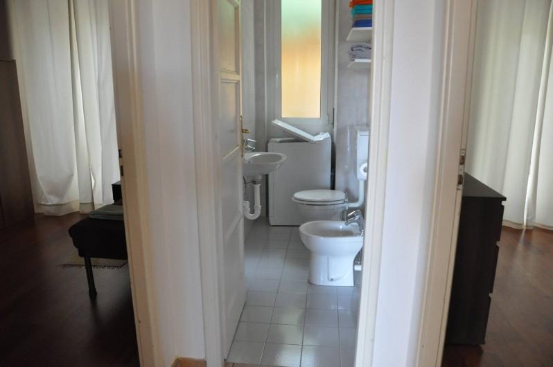 Location de vacances - Appartement à Ospedaletti - Toilette