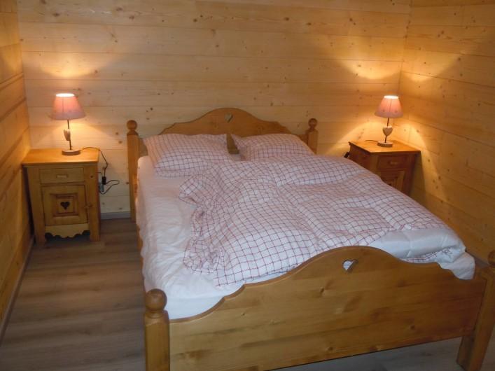 Location de vacances - Appartement à Saint-Sorlin-d'Arves - chambre2