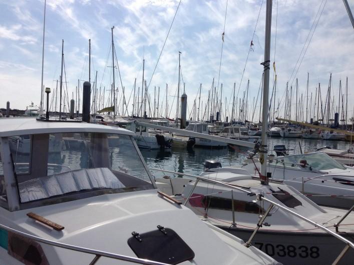 Location de vacances - Villa à Saint-Denis-d'Oléron - Le port
