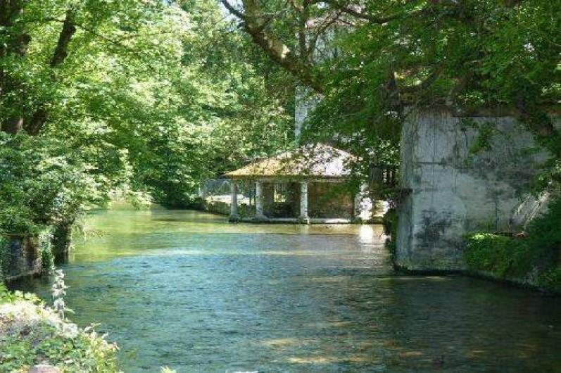 Location de vacances - Gîte à Bèze