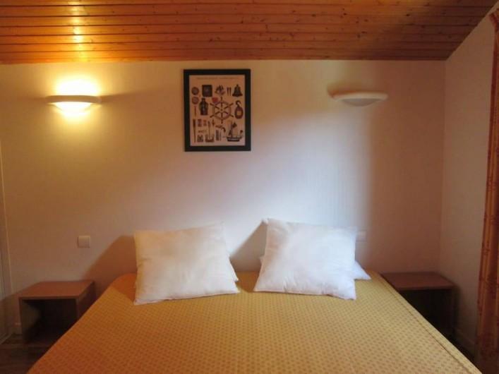 Location de vacances - Appartement à Capbreton - Chambre à l'étage