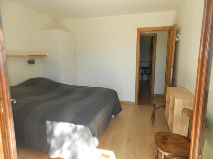 Location de vacances - Gîte à Saint-Roman - chambre n°1