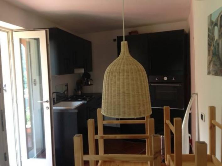 Location de vacances - Appartement à Calice Ligure - cuisine