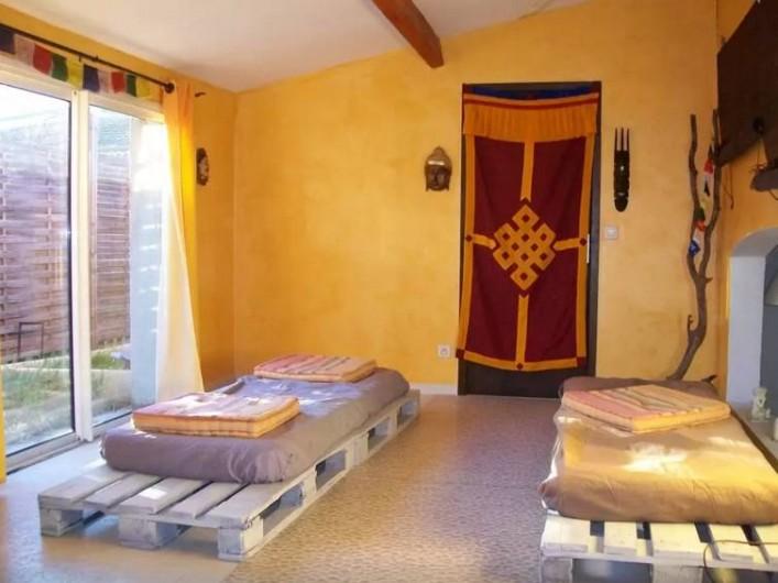 Location de vacances - Maison - Villa à Agde - salle detente